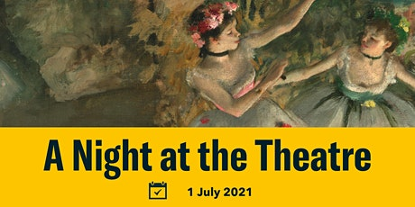 Open Courtauld Hour: A Night at the Theatre tickets