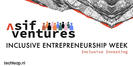 Inclusive Investing: Equity in venture capital! tickets