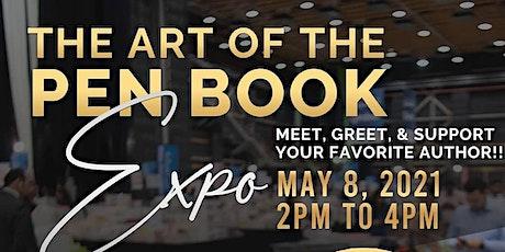 The Art of The Pen Virtual Book Expo tickets