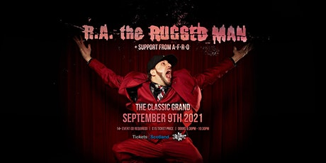 R.A The Rugged Man tickets