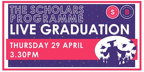 The Brilliant Club and Graduation, Thursday 29th April , 3.30pm tickets