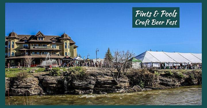Pints and Pools Craft Beer Fest 2021 image