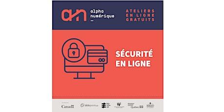 Sécurité en ligne - Trucs et astuces billets
