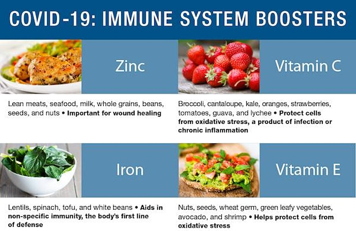 Immune Boosting Tips to Stay Healthy image