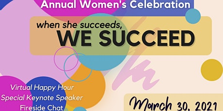 Annual Women's Celebration tickets