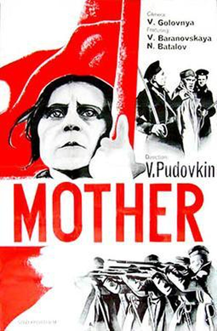 MOTHER (1926) image