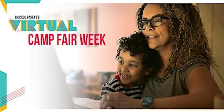 Chicago Parent Virtual Camp Fair Week 2021 tickets