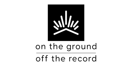 On the Ground / Off the Record: Making a Square Peg Fit in a Round Hole tickets