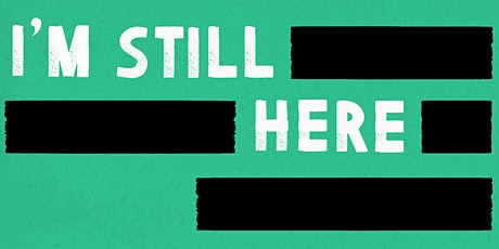 """JEDI Book Club Discussion of """"I'm Still Here"""" by Austin Channing Brown tickets"""