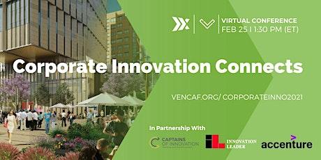Corporate Innovation Conference at Venture Café Cambridge billets