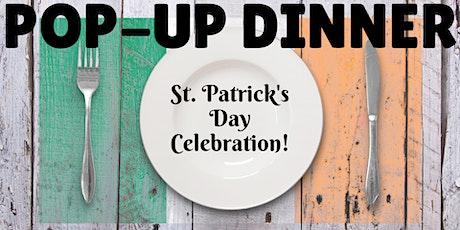 Pop-Up Dinner Series: St. Patrick's Day tickets