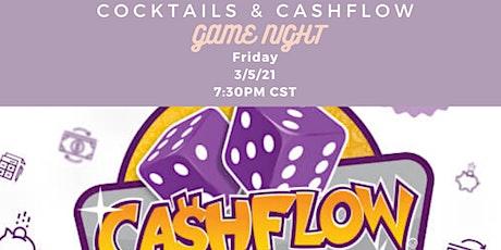 Cocktails & Cashflow Game Night tickets