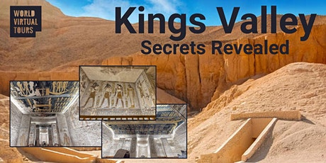 Valley of the Kings: Ancient Egypt Virtual Tour entradas