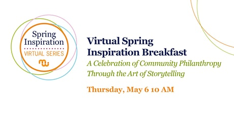 Virtual Spring Inspiration Breakfast tickets