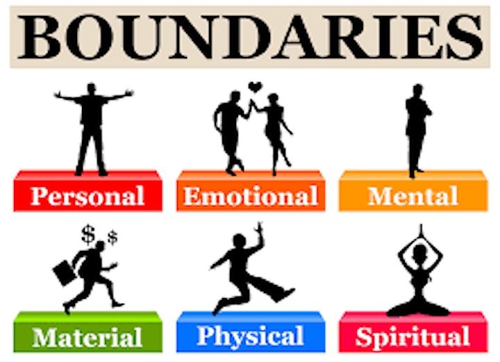 Setting Healthy Boundaries image