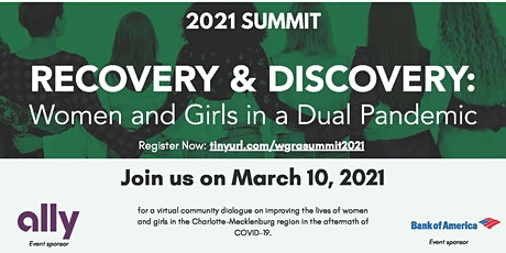 UNC Charlotte Recovery & Discovery: Women and Girls in a Dual Pandemic tickets
