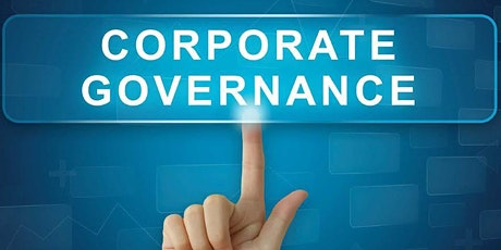 Corporate Governance, Business Ethics and Corporate Social Responsibility tickets