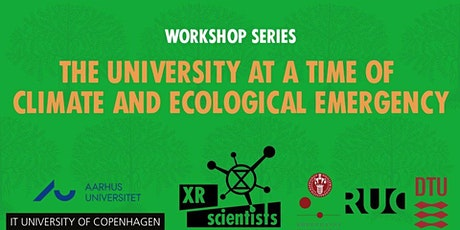 The University at a time of Climate and Ecological Emergency tickets