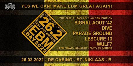 Belgian EBM day 2022 tickets