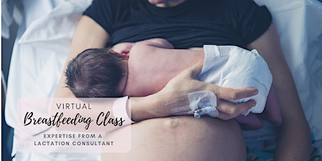 Prenatal Breastfeeding Class (Virtual) tickets