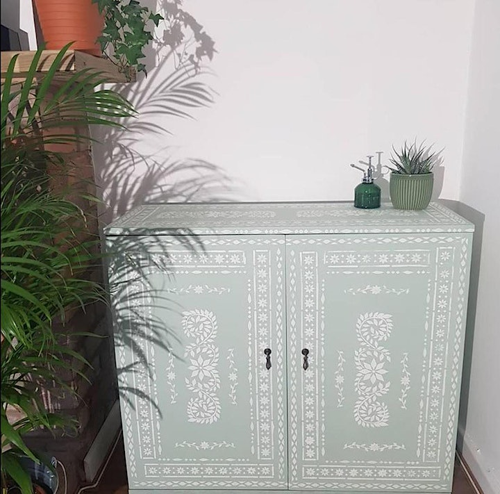 Upcycle your Furniture: Painting Techniques image