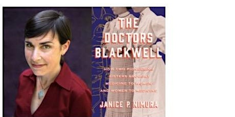 An evening with authors Janice P. Nimura and Dorothy Wickenden tickets