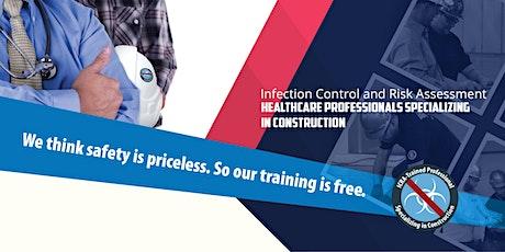 ICRA Best Practices in Healthcare Construction tickets
