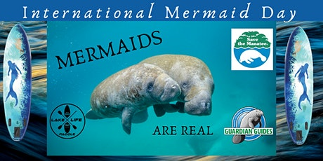 International Mermaid Day Paddle tickets