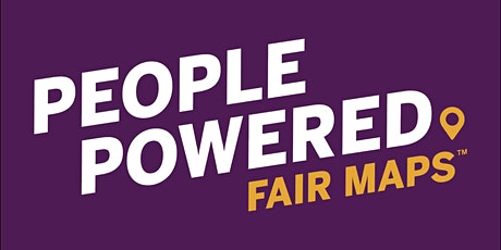 People Powered Fair Maps tickets
