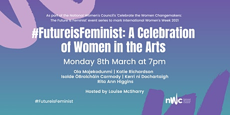 #FutureisFeminist: A Celebration of Women in the Arts tickets