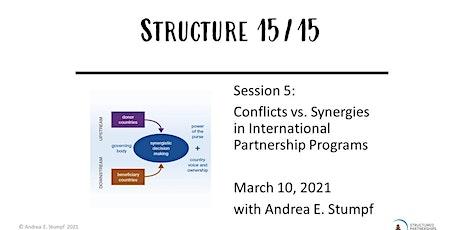 Structure 15/15: Talk About International Partnership Programs! tickets