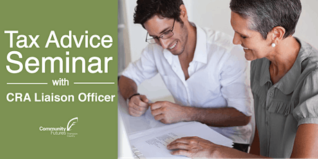 Tax Advice Seminar for Incorporated Businesses tickets