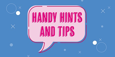 Handy Hints and Tips for MS Teams tickets