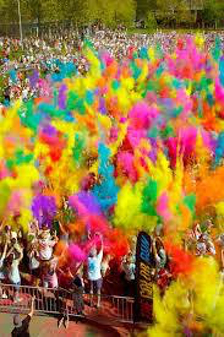 2021 Fort Carson Color Run VOLUNTEER Sign Up image