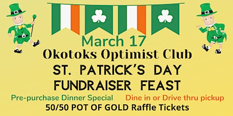 Okotoks Optimist Club Fundraiser Feast tickets