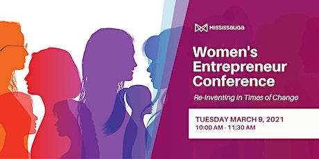 Women's Entrepreneur Conference 2021 tickets