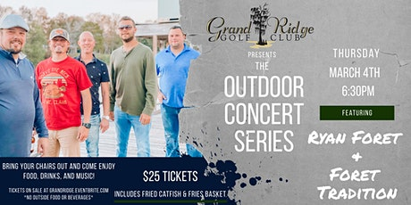Grand Ridge Outdoor Concert Series ft. Ryan Foret & Foret Tradition tickets