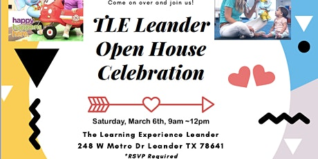 WeLuvBubbles Open House Celebrations tickets