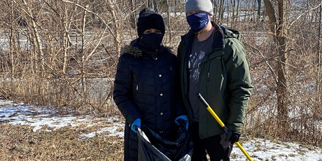 Cleanup at Cranberry Lake Preserve tickets