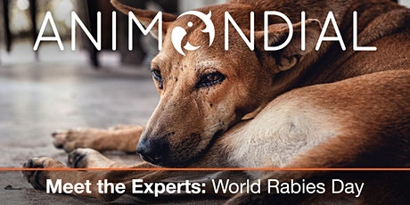 Meet the Experts - World Rabies Day tickets