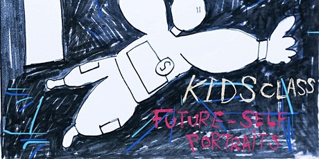 KIDS CLASS: Future-Self Portraits Tickets