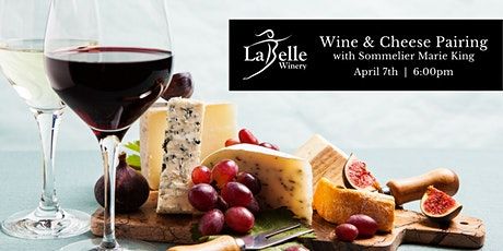 Wine & Cheese Pairing - A Tasting Seminar tickets
