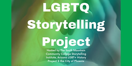 LGBTQ Storytelling Workshop (Saturday March 13) tickets