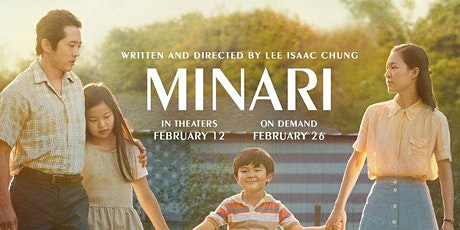AIM + Minari #GoldOpen Screening tickets