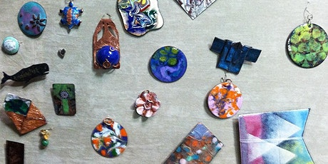 Glass Enamel on Copper Saturday Workshop tickets