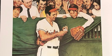 Brooks Robinson Private Signing tickets