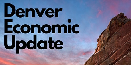 2021 Denver Metro Economic Update and Forecast tickets