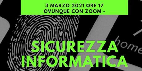 Sicurezza INFORMATICA tickets