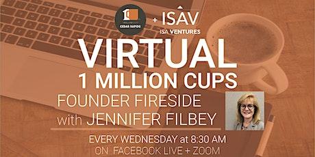 ISAV + 1 Million Cups Cedar Rapids: March 17th tickets