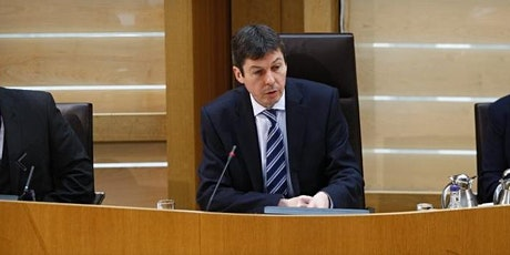 In conversation:Ken Macintosh, Presiding Officer of the Scottish Parliament tickets